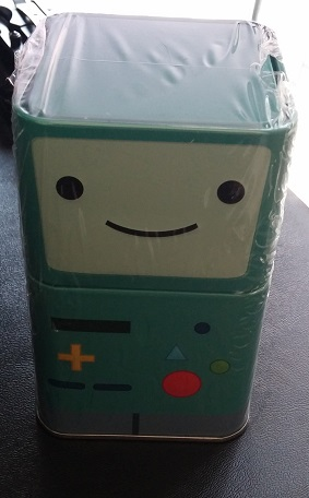 adventure time tin