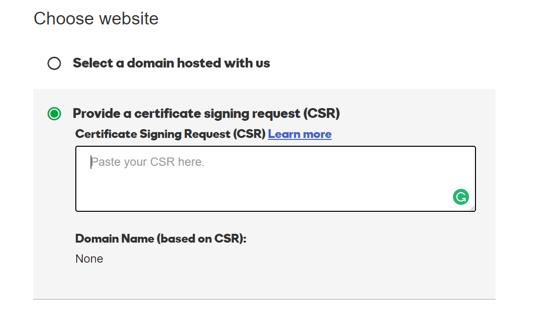 Thatsoftwaredude How To Set Up An Ssl Certificate With Godaddy
