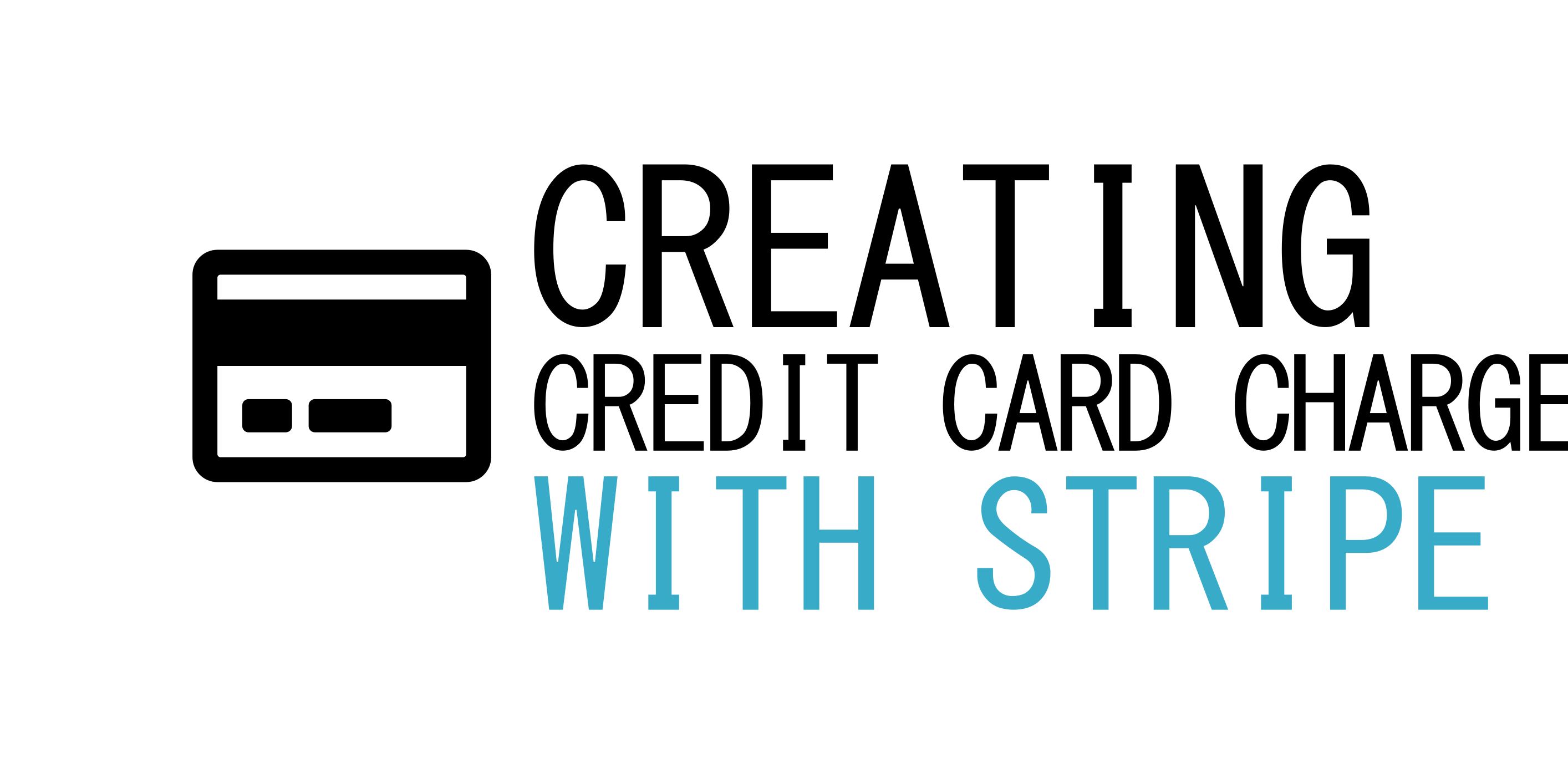 Creating Credit Card Charges With Stripe And .NET