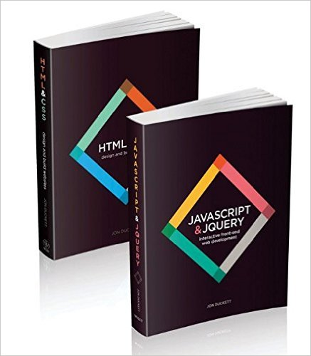 Web Design with HTML, CSS, JavaScript and jQuery