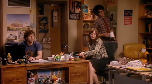 creating your own it crowd
