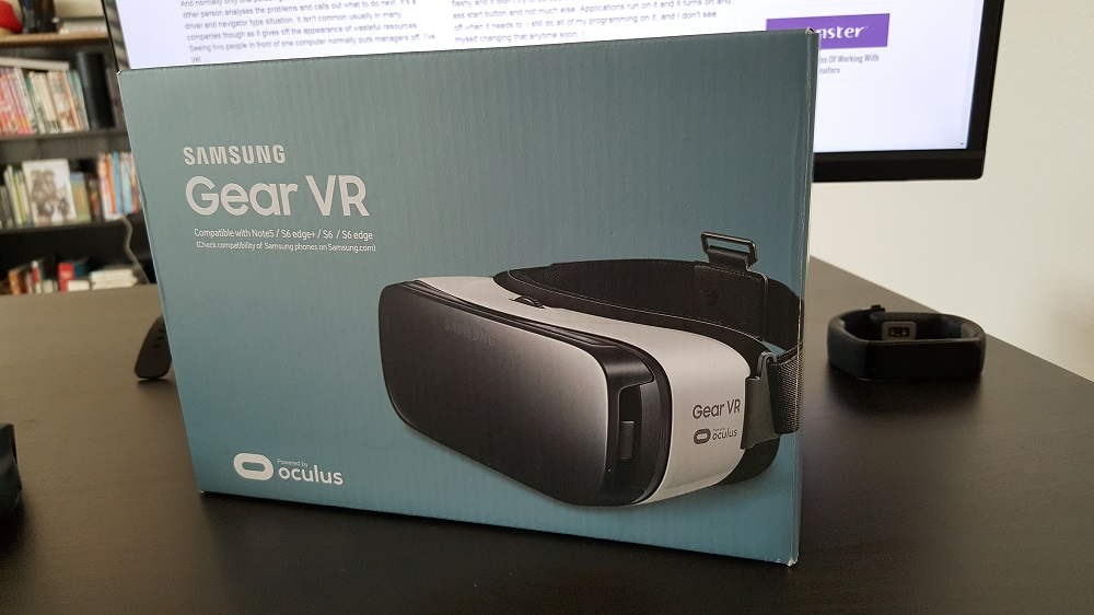 Taking The Gear VR For A Test Drive