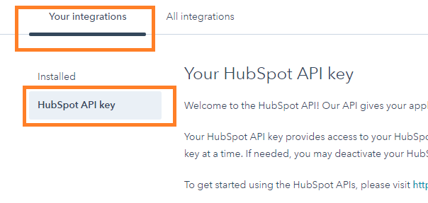 Hubspot CRM Integration With C#