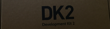 Oculus Rift DK2 Unboxing and First Impressions