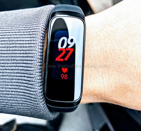 Galaxy Fit Review and First Impressions