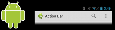 Beginning Android Development Part 3 (Action Bar)