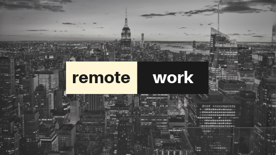 What it's like to work remote for 3 years