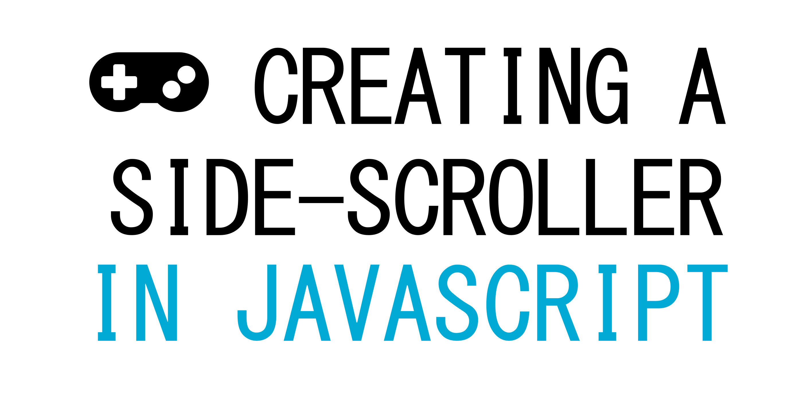 Building A Side Scroller With Crafty.JS